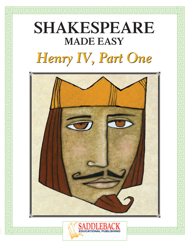 Henry IV Reading Guide: Shakespeare Made Easy (Digital Download)