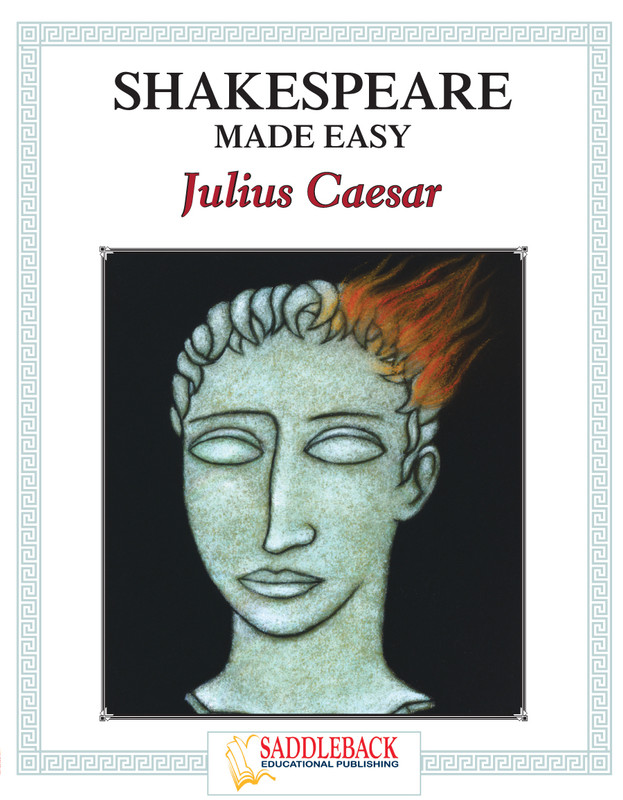 Julius Caesar Reading Guide: Shakespeare Made Easy (Digital Download)