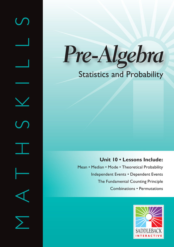 Statistics & Probability(Digital Download)