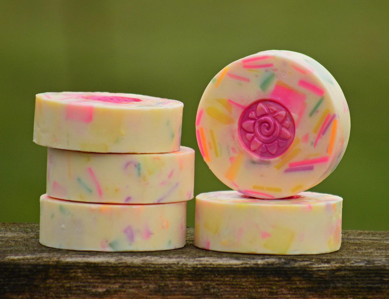 Hawaiian Spring Classic Goat Milk Soap - Limited Edition