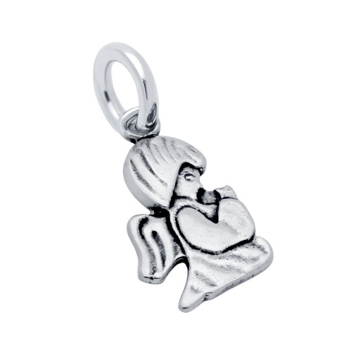 SMALL PRAYING ANGEL CHARM