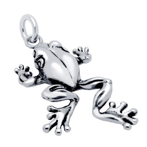 JUMPING FROG CHARM