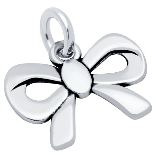 RIBBON BOW CHARM