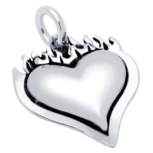 SACRED HEART CHARM