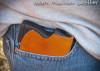 Pocket Holster for small frame guns