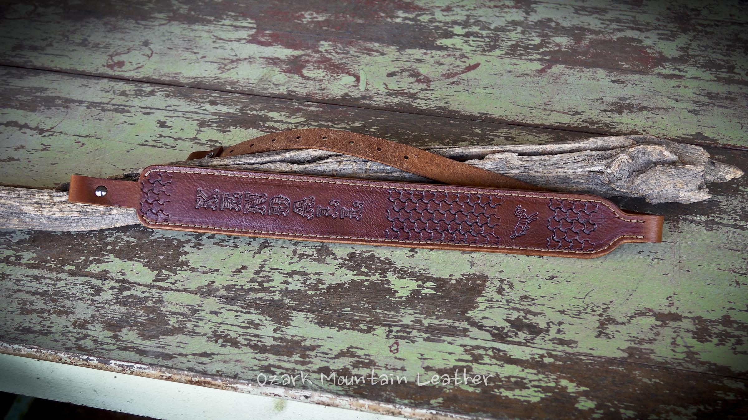 Custom Rifle slings