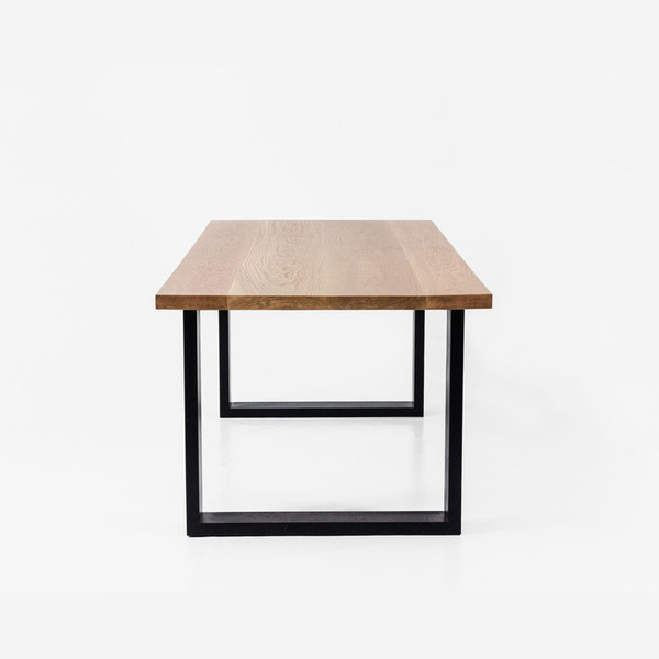 Box Leg Table