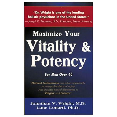 Maximize Your Vitality