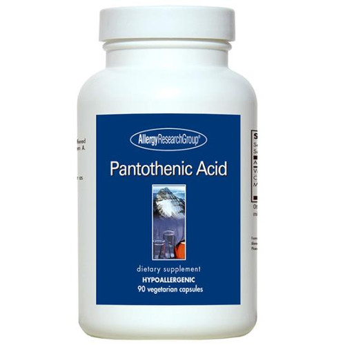 Pantothenic Acid 500 mg 90 caps