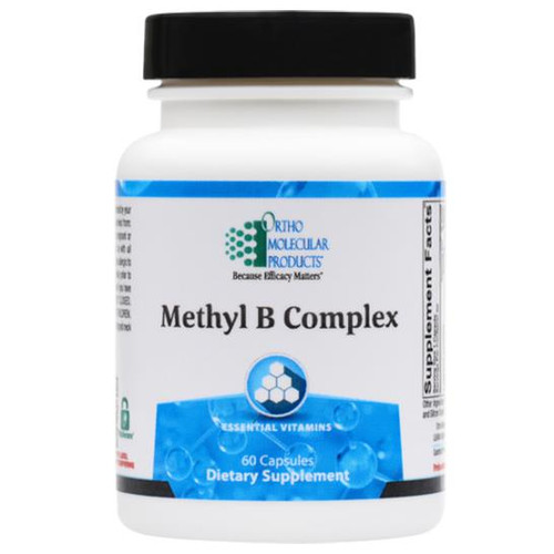 Methyl B Complex 60 caps