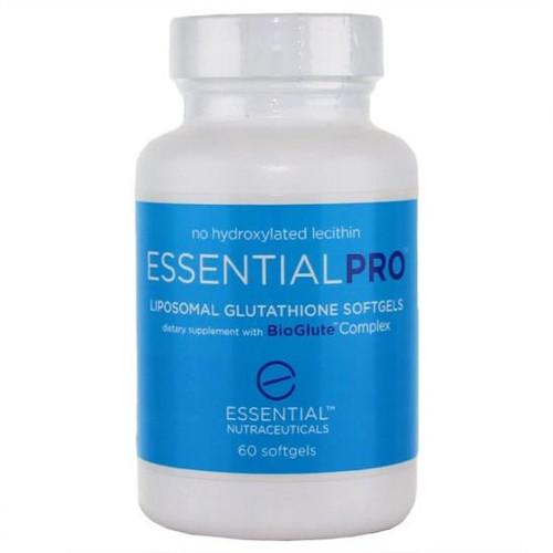 Essential Pro Liposomal Glutathione 60 softgels