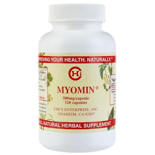 Myomin 500 mg 120 caps