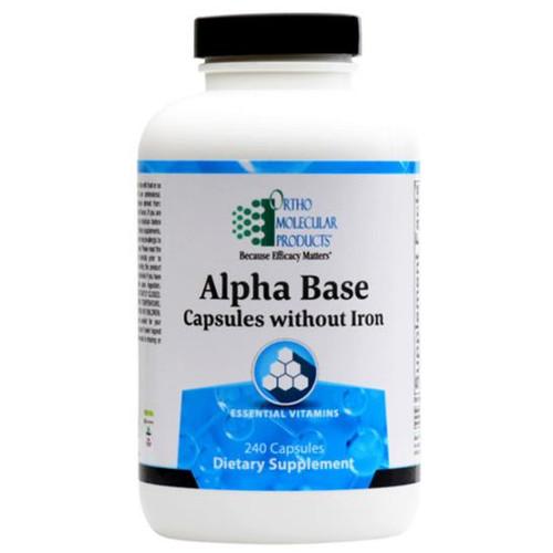 Alpha Base w/o 240 caps