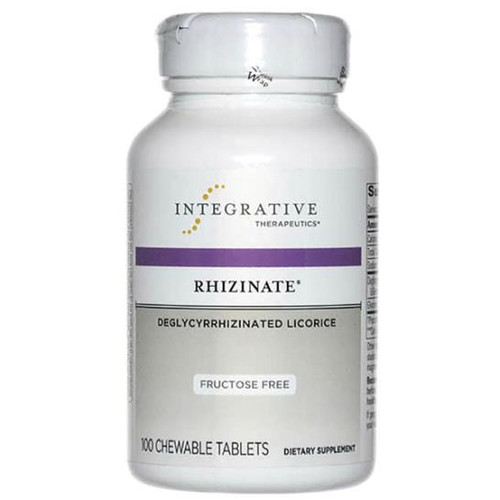 Rhizinate® FRUCTOSE FREE 100 chewable tablets