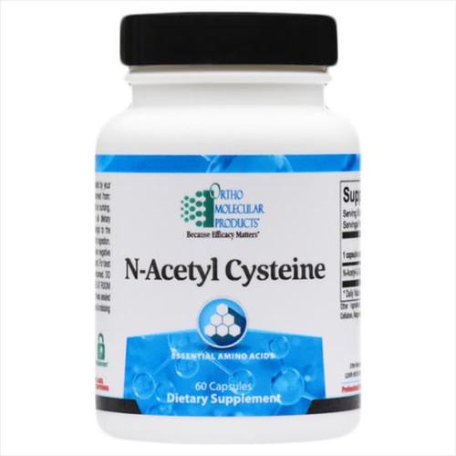 N-Acetyl Cysteine 60 caps