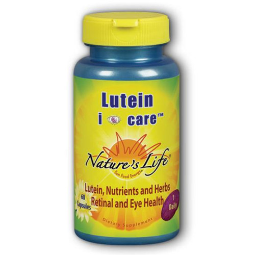 Lutein I Care 60 caps