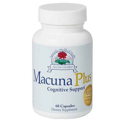 Macuna Plus 250 mg 60 caps