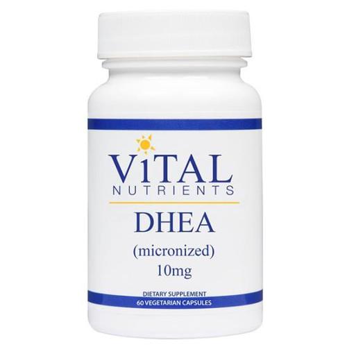 DHEA (micronized) 10 mg 60 caps