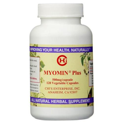 Myomin Plus 500 mg 120 caps
