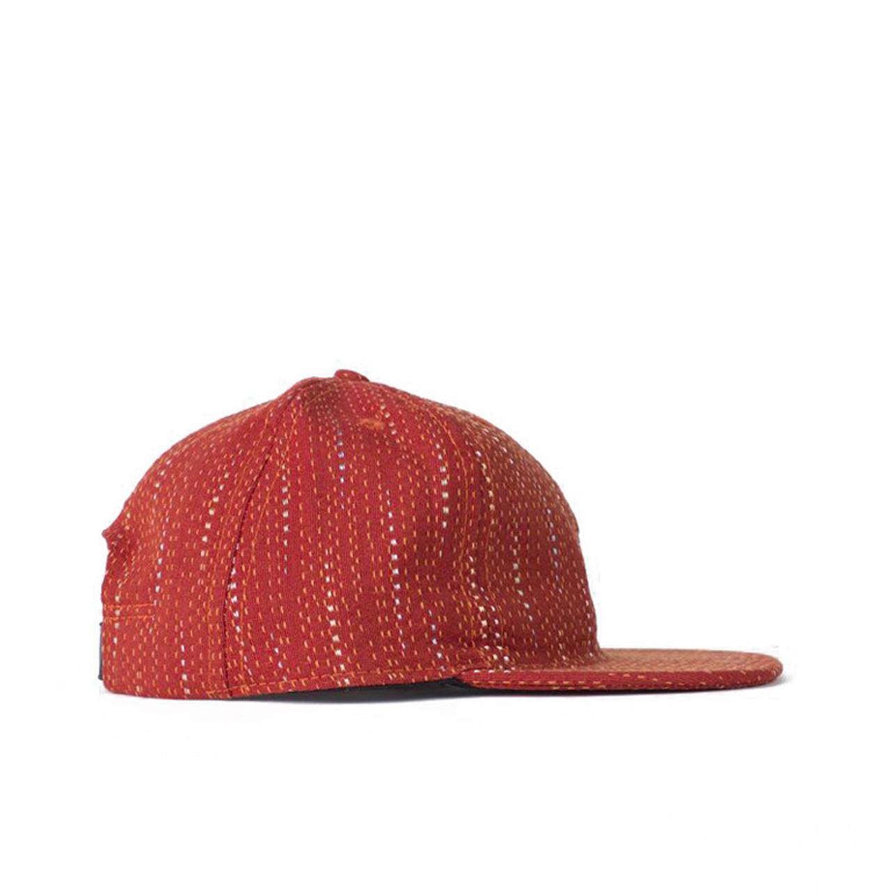 Orange Tremaine Peskowitz Cap