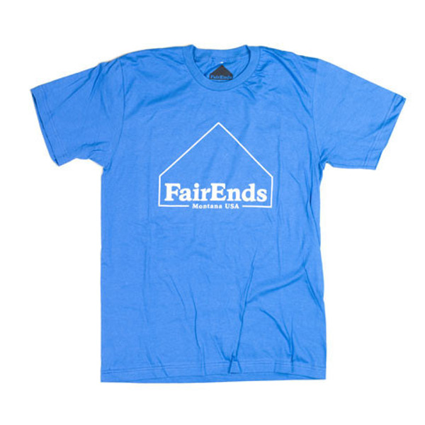 Blue Logo Shirt