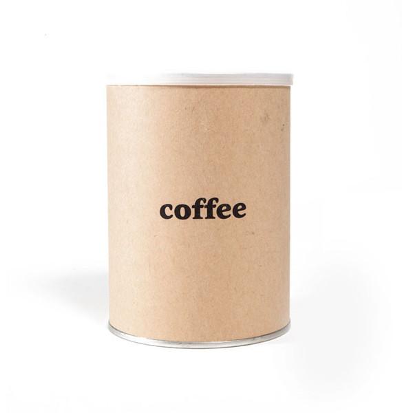 Hot Umber Coffee