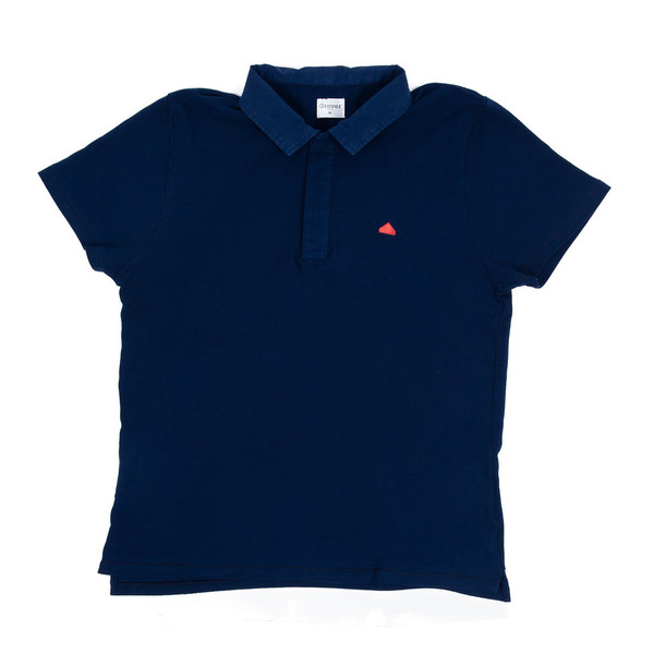 Indigo Polo Shirt