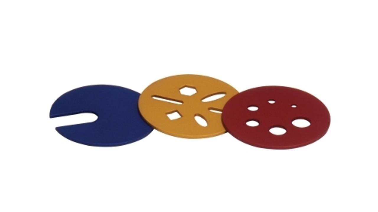 Brent Standard Extruder W/ 3 Piece Die Set