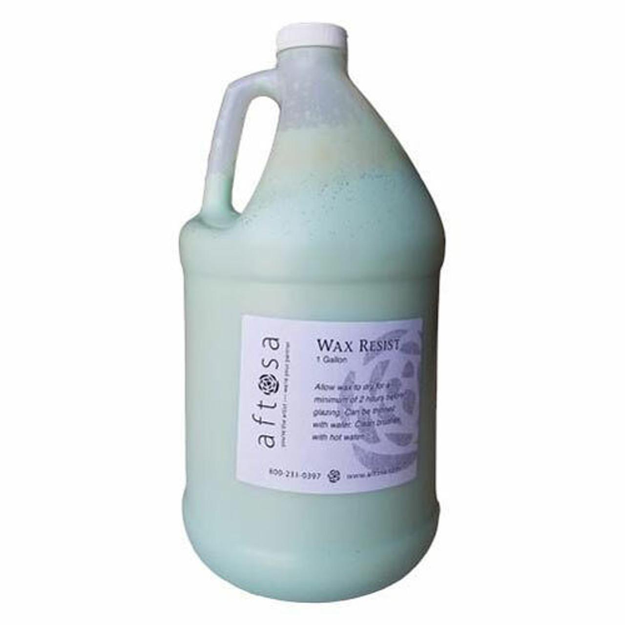 128 ounce (1 gallon) wax resist from AFTOSA