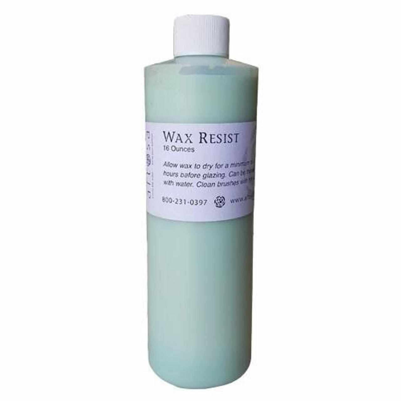 16 ounce (1 pint) wax resist from AFTOSA
