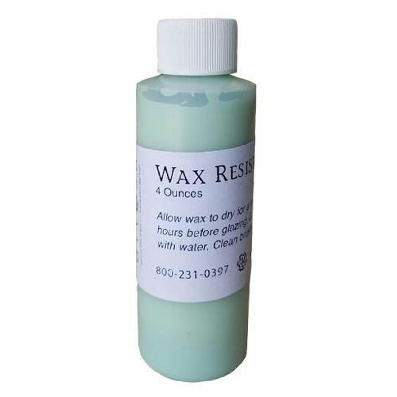 4 ounce wax resist from AFTOSA