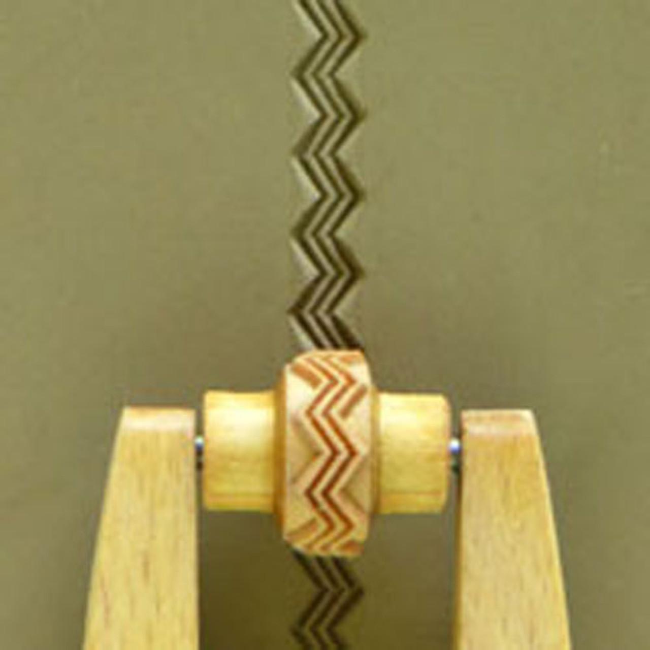 MRS-23 Zigzag & Triangles 5mm Mini Roller