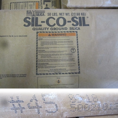 Sil-Co-Sil 45 (Flint 325 Mesh)