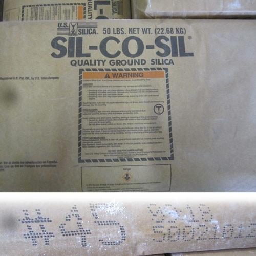 Sil-Co-Sil 45 (Flint 325 Mesh)