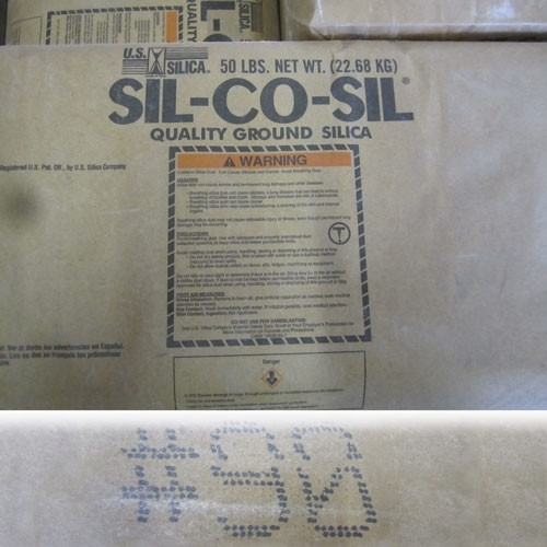 Sil-Co-Sil 90 (Flint 200 Mesh)