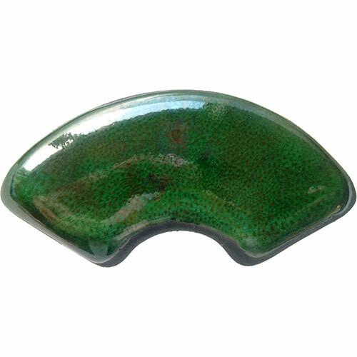 875 Algae Bloom Raku Glaze - 4 ounce