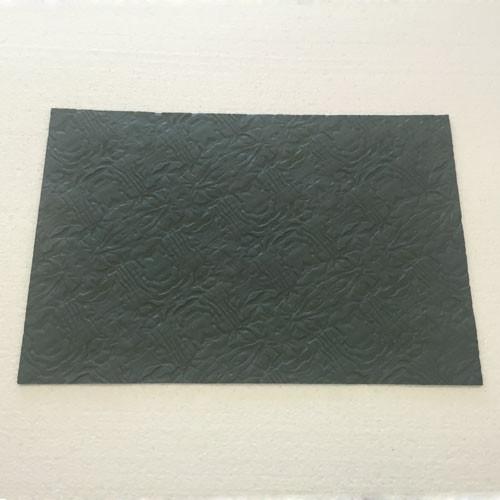 Cloth Wrinkle Texture Mat - 10 x 15 Plastic