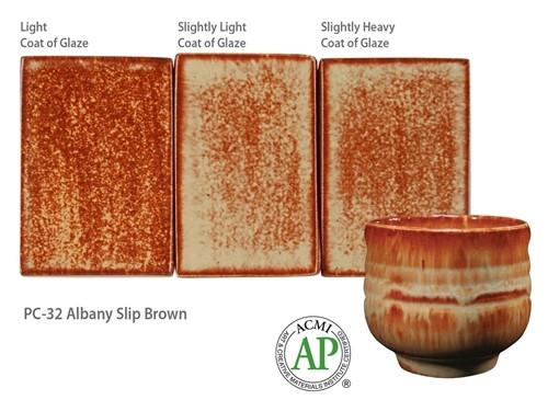 Albany Slip Brown PC-32
