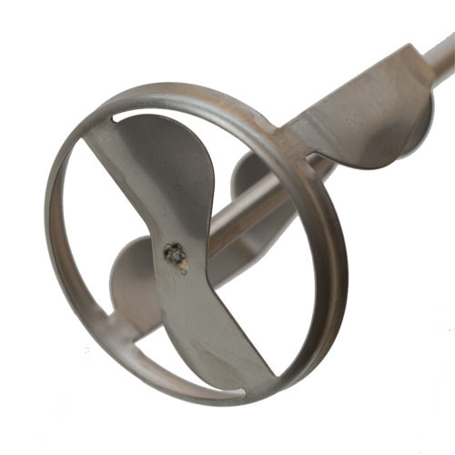 """Jiffy Mixer HS-3 with 30"""" shaft - for 1-2 Gallons"""