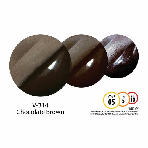 V-314 Chocolate Brown