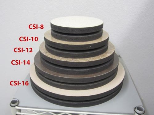 "CSI 10"" diameter turntable"
