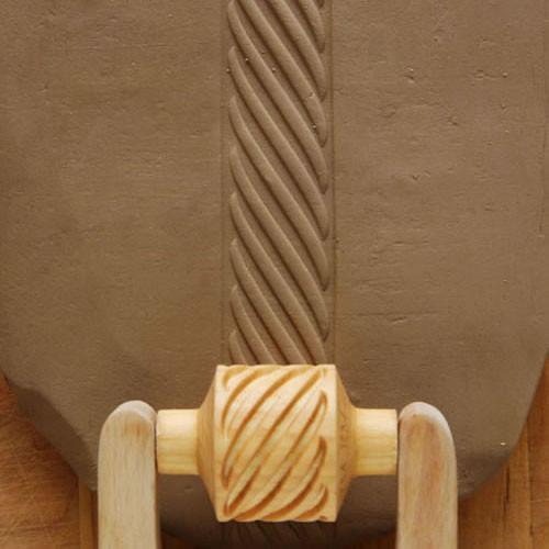 RM-040 Tight Spiral - 3 cm Roller