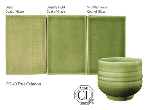 True Celadon (CL) PC-40