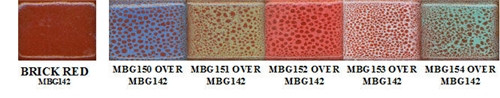 MBG142 Brick Red (undercoat)