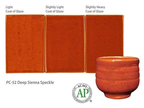 Deep Sienna Speckle PC-52