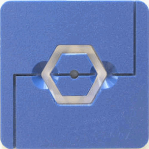"2"" Hollow Hexagon - 926D"