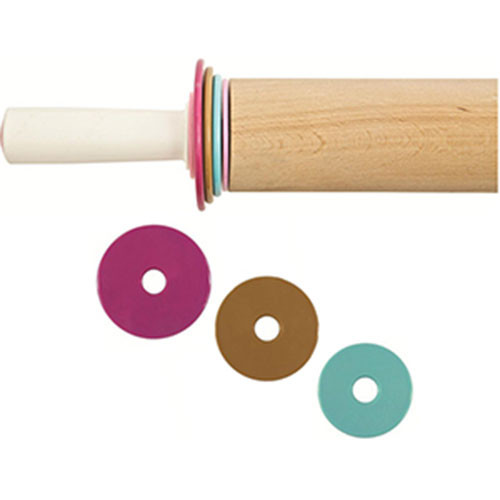 Adjustable Thickness Rolling Pin