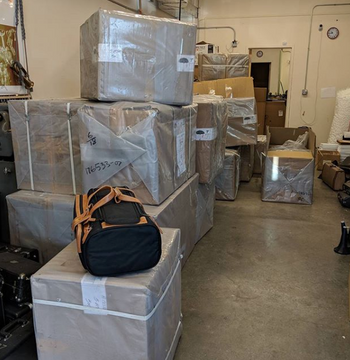 What does over 100  cases look like?