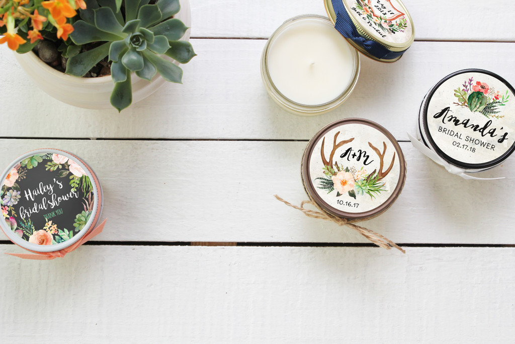 Soy Candle Favors