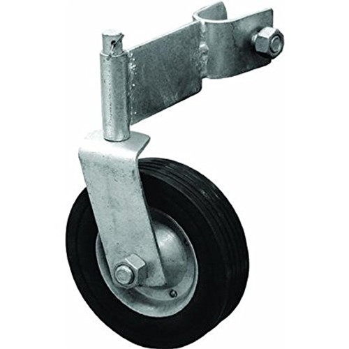 Master Halco Adjustable Galvanized Gate Wheel for 1-3/8\